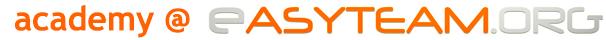 Easyteam.org SRL Academy – eLearning